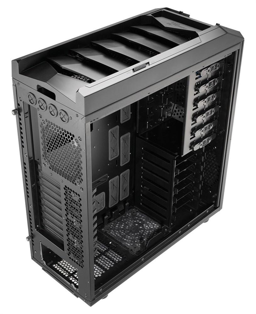 Gabinete Full Tower Xpredator Black Edition EN56410 - Aerocool