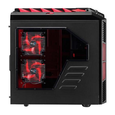 Gabinete ATX Xpredator X3 Devil Red EN57097 - Aerocool