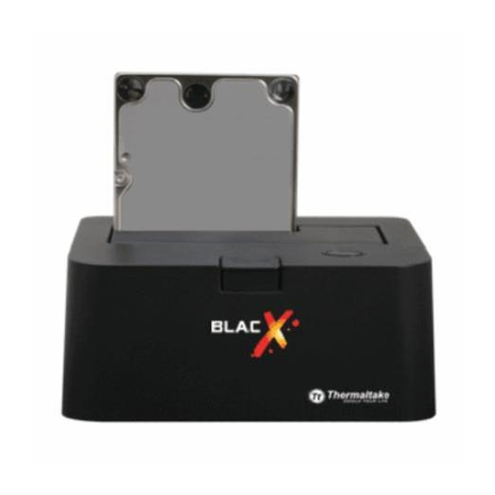 Dock Station BlacX 2.5/3.5 Sata ST0005U-B - Thermaltake