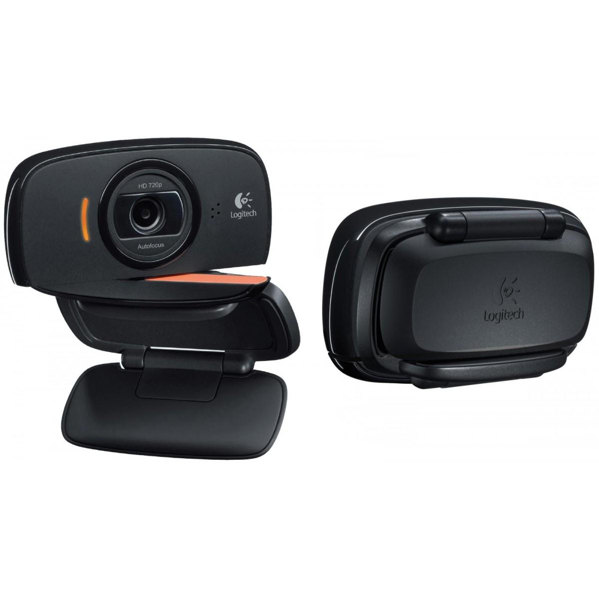 Webcam HD C525 960-000714 - Logitech