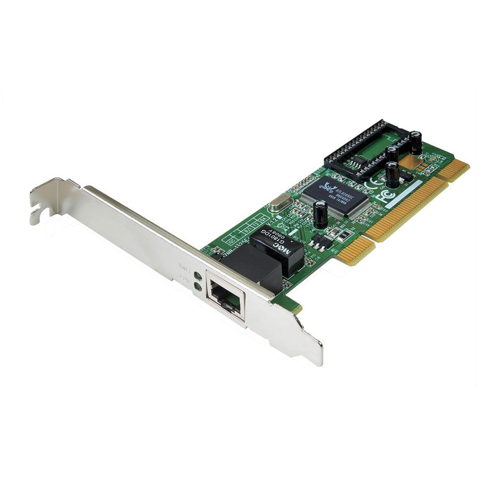Placa de Rede PCI 10/100Mbps PC20 - Lotus