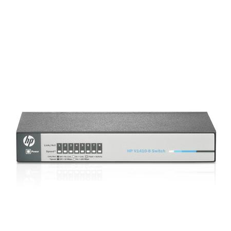 Switch 8 Portas 10/100 1410-8 J9661A - HPN