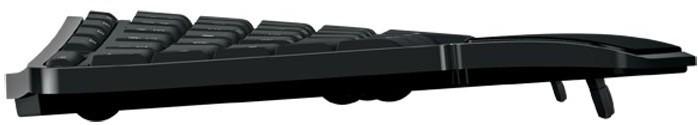 Teclado e Mouse Wireless Sculpt Comfort Desktop Preto L3V-00005 - Microsoft