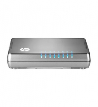 Switch HPN V1405-8 J9793A 8p Fast 10/100Mbps - HP