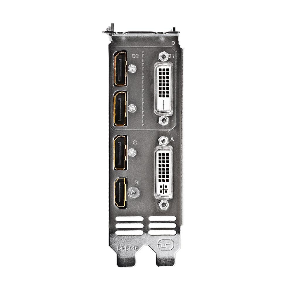 Placa de Vídeo Geforce GTX980 4GB DDR5 256Bit GV-N980WF3OC-4GD - Gigabyte