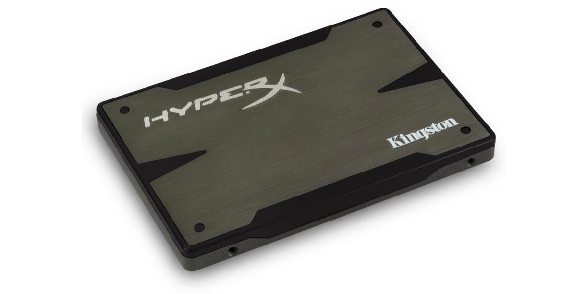 SSD 120GB Gamer HyperX 3K Sata III 2.5 SH103S3/120G BOX - Kingston