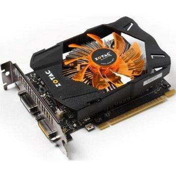 Placa de Vídeo Geforce GTX750TI 1GB DDR5 128Bits ZT-70603-10M - Zotac