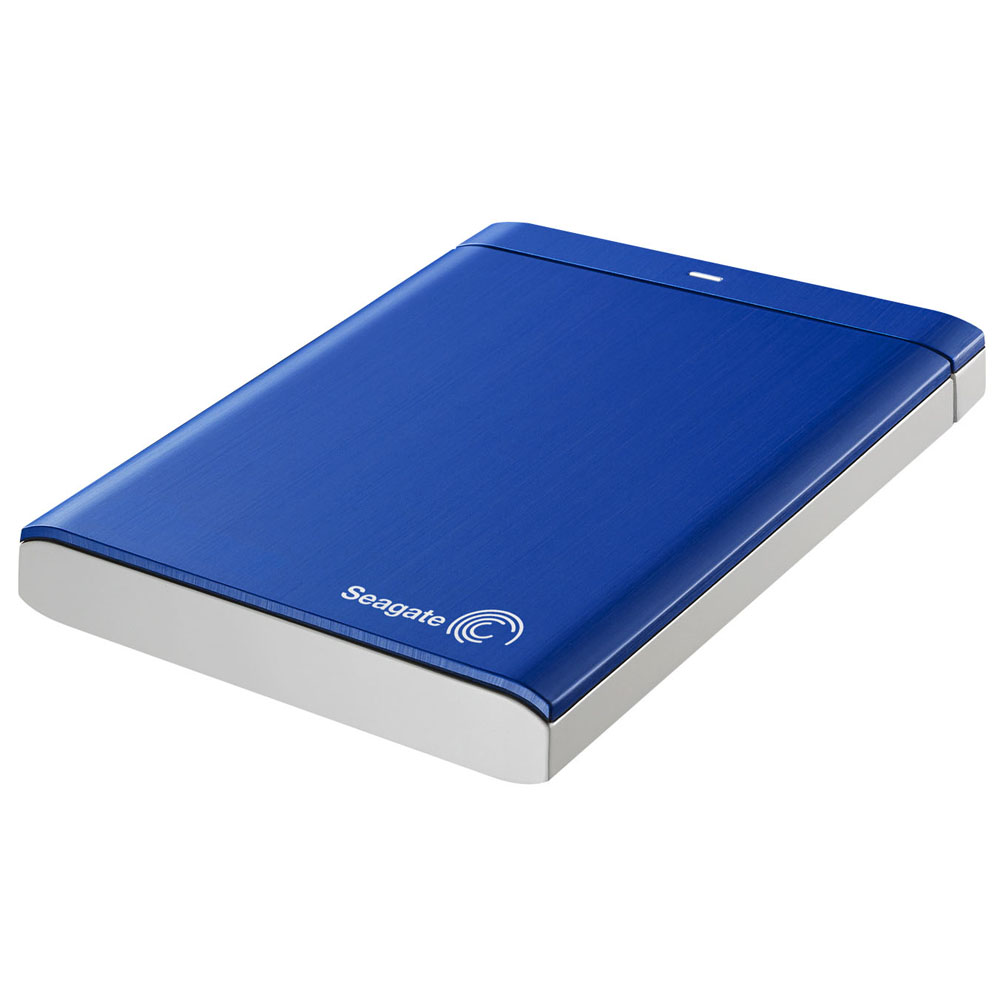HD Externo 500GB Backup Plus USB 3.0 STBU500102 Blue - Seagate