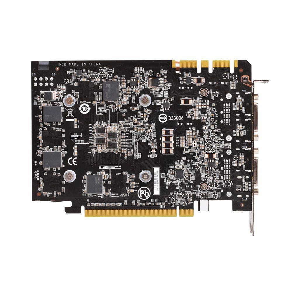Placa de Vídeo Geforce GTX970 4GB OC Mini ITX DDR5 GV-N970IXOC-4GD - Gigabyte