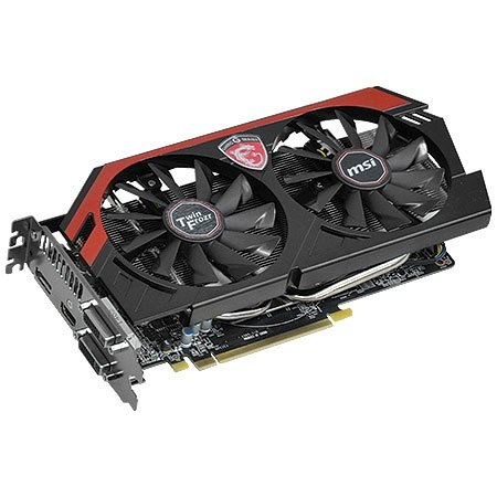 Placa de Vídeo R9 270 2GB GDDR5 256Bits OC 912-V305-001 - MSI