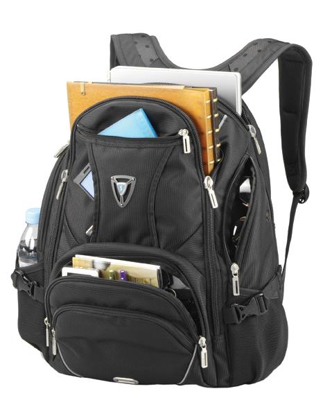 Mochila para Notebook 16´´ Full Speed Shine Preta PON370BK - Sumdex