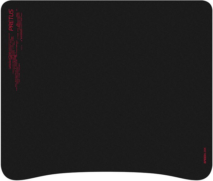 Mouse Pad Gaming PRETUS SL-6260-BK Black - Speedlink
