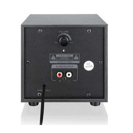 Caixa de Som USB 2.1 15W RMS SP136 - Multilaser