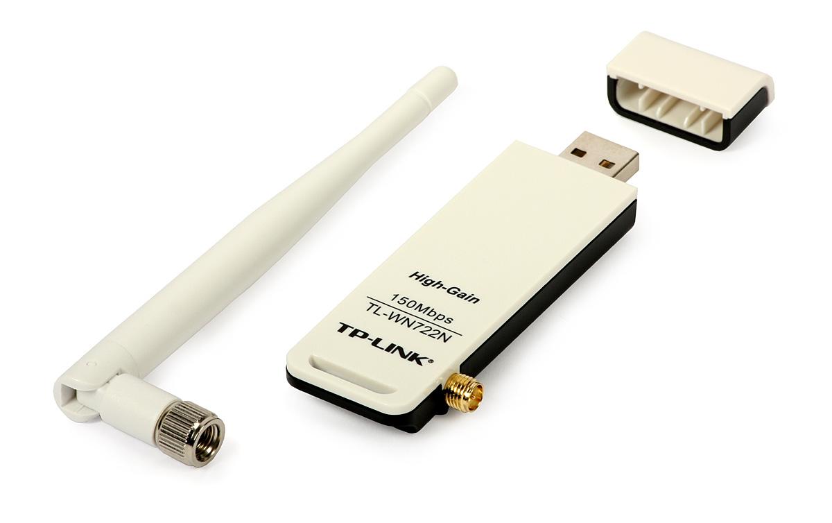 Adaptador USB Lite-N TL-WN722N 150Mbps - Tplink