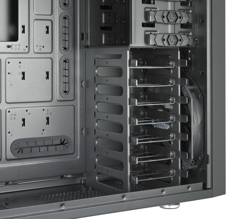 Gabinete Shinobi Window XL Preto BFC-SNX-500-KKW1-RP - BitFenix