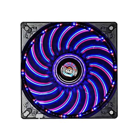 Cooler T.B. Vegas Duo com LED 02 Cores (Vermelho/Azul) 12CM UCTVD12A - Enermax