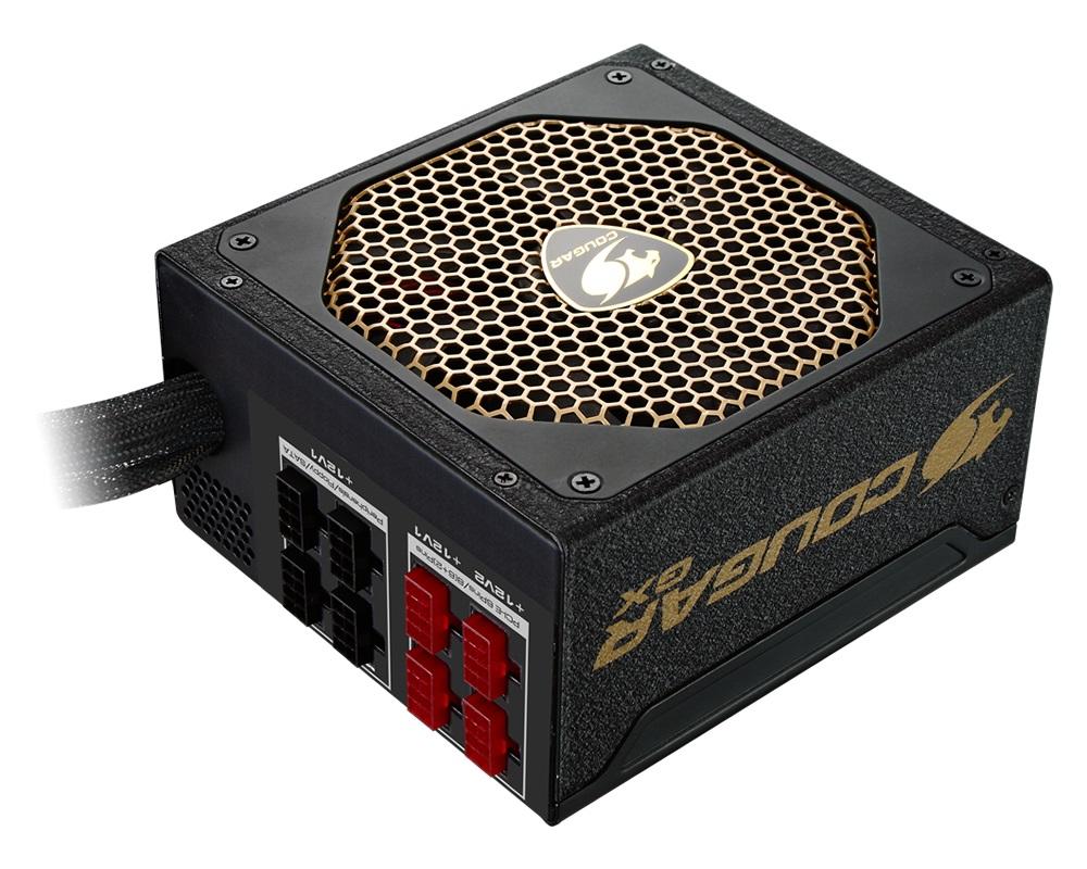 Fonte ATX 1050W GX1050 V3 Modular GOLD (PFC Ativo) - Cougar