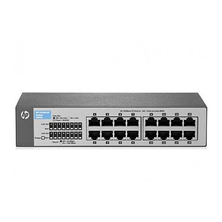 Switch 1410-16 16 Portas 10/100 J9662A - HP