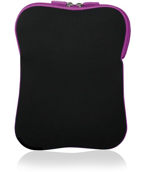 Case para Notebook 14 Neoprene Preto/Rosa BO180 - Multilaser