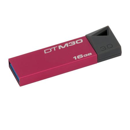 Pen Drive Data Traveler 16GB USB 3.0 DTM30/16GB Vermelho - Kingston