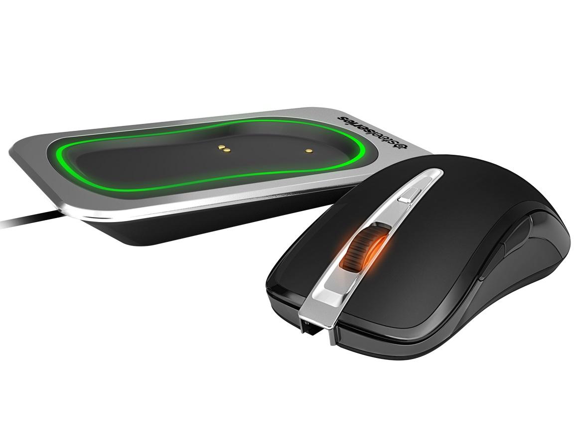 Mouse Gamer Laser Sensei Wireless 8200CPI (Bateria Recarregável) 62250 - Steelseries