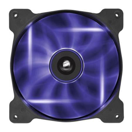 Cooler para Gabinete AIR Series AF140 Quiet Edition LED ROXO 140mm CO-9050017-PLED Roxo - Corsair