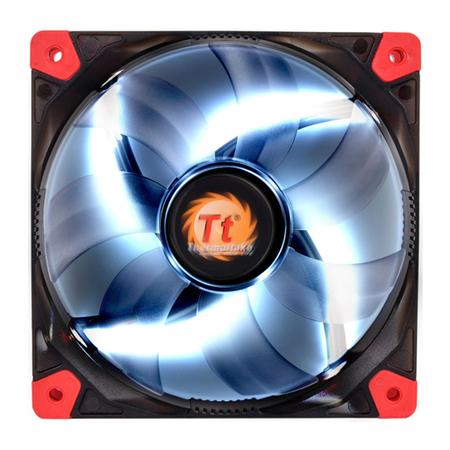 Cooler FAN Luna 12 LED White 120mm CL-F018-PL12WT-A Thermaltake