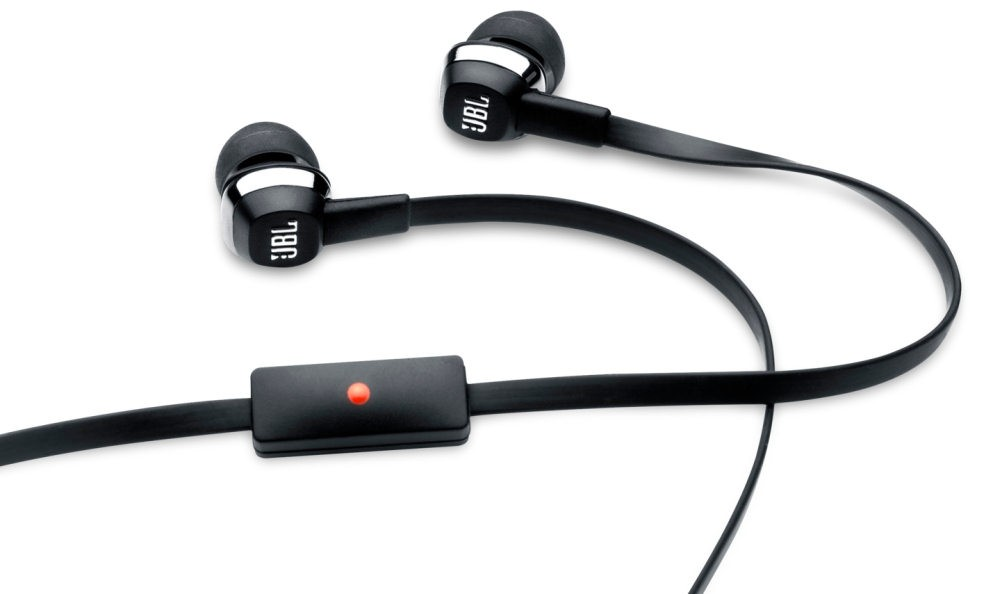 Fone de Ouvido Auricular 3,5mm J22A In-Ear Preto - JBL