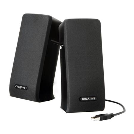 Caixa de Som USB A40 51MF1640AA002 - Creative