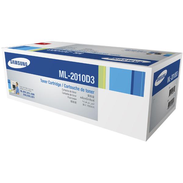 Cartucho de Toner ML-2010D3 Preto - Samsung