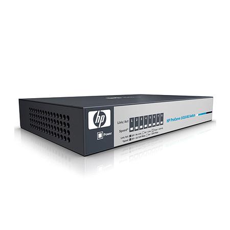 Switch 8 Portas 1410-8G 10/100/1000 J9559A - HP