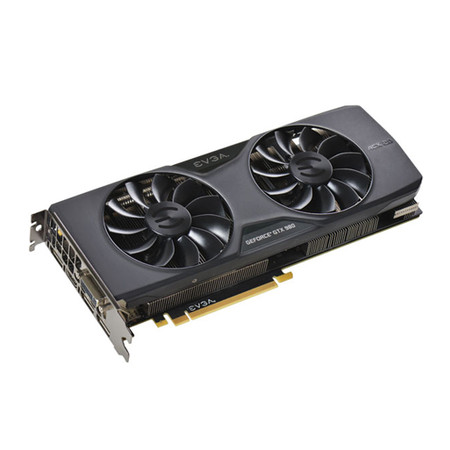 Placa de Vídeo Geforce GTX980 ACX 2.0 4GB DDR5 256Bits 04G-P4-2981-KR - EVGA