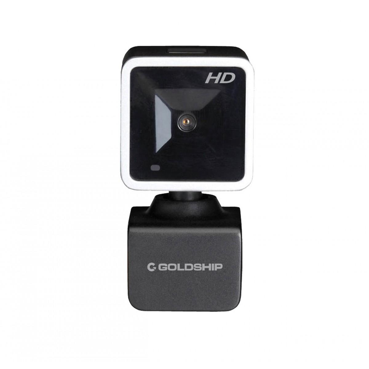 Webcam HD Resolusao Maxima 720p 3808 - Leadership