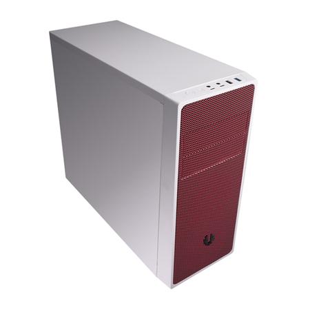 Gabinete ATX Neos White/Red BFC-NEO-100-WWXKR-RP - Bitfenix