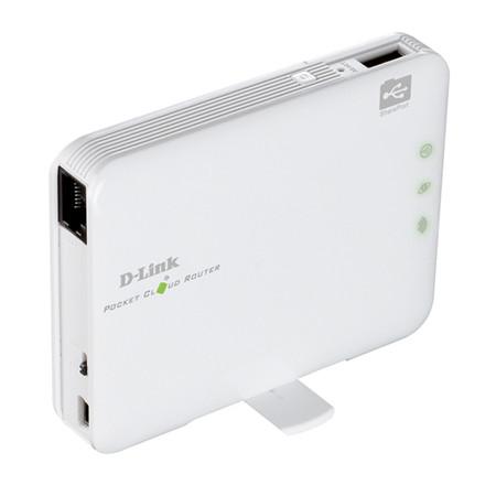 Roteador Portatil Com Tecnologia Shareport e Bateria DIR-506L - D-Link