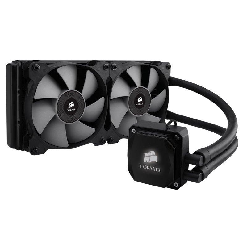 Cooler para CPU Refrigerado a Agua H100i (Hydro Series) Alta Performance CW-9060009-WW - Corsair