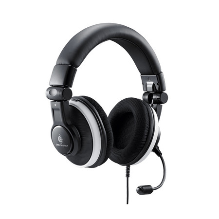 Headset Ceres 500 CM Storm para PC/XBOX 360/PS3 SGH-4600-KWTA1 - CoolerMaster