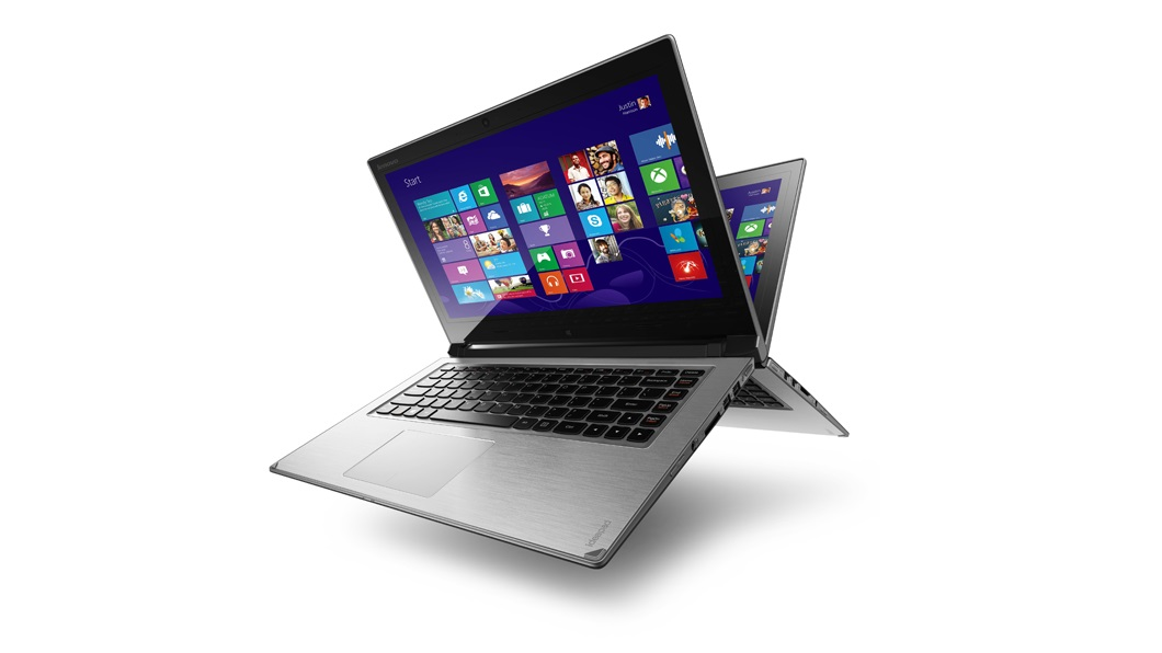 Ultrabook Flex 2 em 1 Intel Core i7-4500U, Tela 14´´ Touch 300º, Memória 8GB, SSHD 500GB+8GB SSD, Bluetooth e Windows 8.1