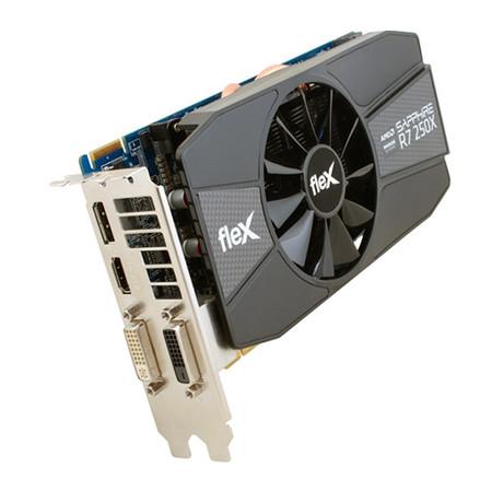 Placa de Vídeo R7 250X 1GB LR Flex DDR5 128Bits 11229-03-20G - Shappire