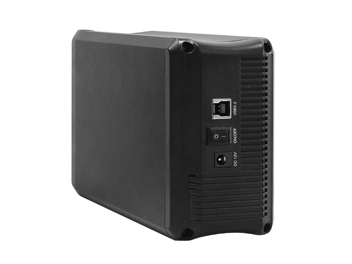 Case para HD 3.5 Tera 2 Baias RAID USB 3.0 ou 2.0 ME-541S - Welland