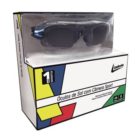 Óculos de Sol com Câmera Sport 5283 - Leadership