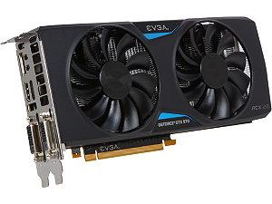 Placa de Vídeo Geforce GTX970 4GB SuperClock DDR5 256Bits 04G-P4-2975-KR - EVGA
