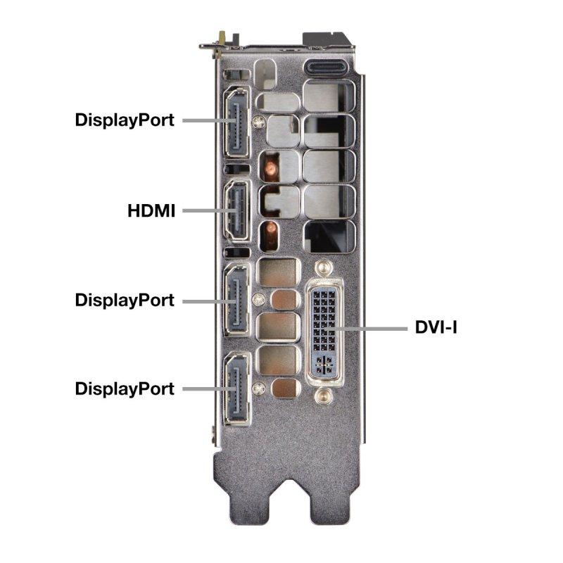 Placa de Vídeo Geforce GTX960 2GB SuperClock 128Bit DDR5 02G-P4-2966-KR - EVGA
