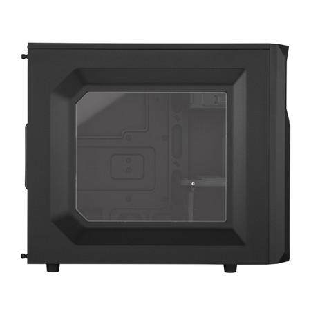 Gabinete Mid Tower Carbide SPEC-02 Red LED Gaming CC-9011051-WW - Corsair