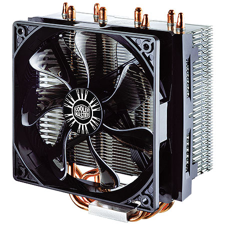 Cooler Para Processador Hyper T4 Ventoinha de 120mm RR-T4-18PK-R1 - Cooler Master