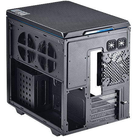 Gabinete Gamer Hyperion WBU 102 Case Preto S/Fonte 22515 - Raidmax