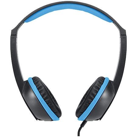 Headset Gamer Hawk 2.0 Azul C/Microfone 21834 - Pcyes