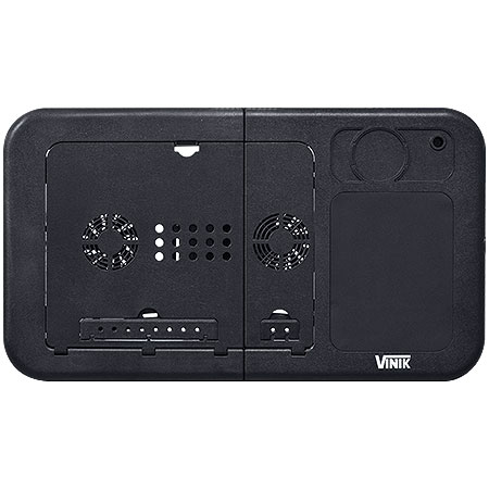 Mesa Portátil para Notebook C/Cooler Notetab II Preta 21032 - Vinik