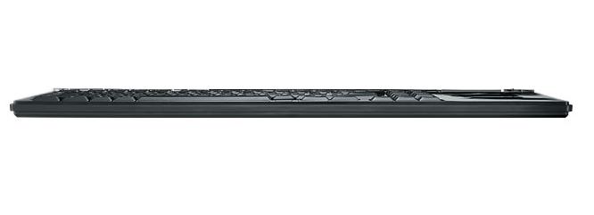 Teclado Bluetooth Cordless Mediaboard Pro PS3/PC - Logitech