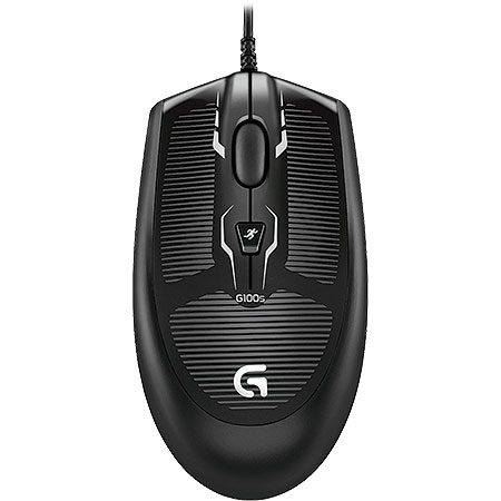 Mouse Optico Gaming G100S 2500DPI - Logitech
